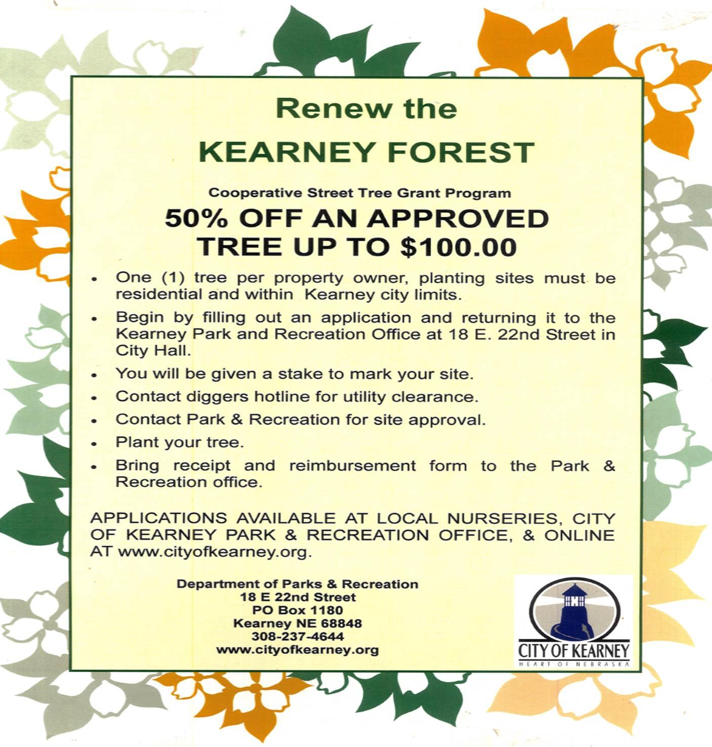 Re-Tree Kearney
